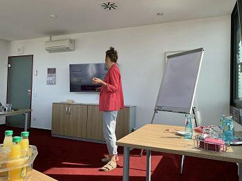 Vortragsprogramm Connex-Willkommenstage 2019