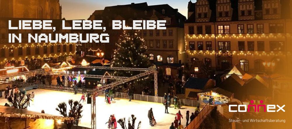 Liebe, lebe und bleibe in Naumburg